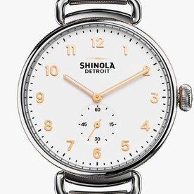Shinola CANFIELD 38MM