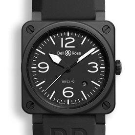 BR03-92-BLACK MATTE