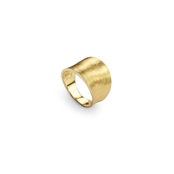 MARCO BICEGO 18k hand engraved yellow gold ring