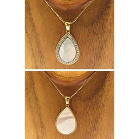 Duo 2 Baroque Pearl and MOP