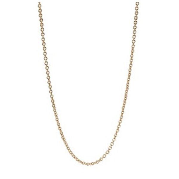 Pandora Thicker Gold Chain 45cm / 17.7in
