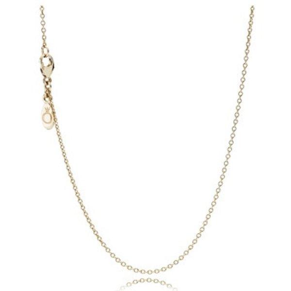 Pandora 550331-45/ 17.7in Gold NL