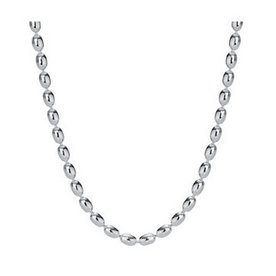 Pandora Sterling Silver Ball Chain, 60 cm