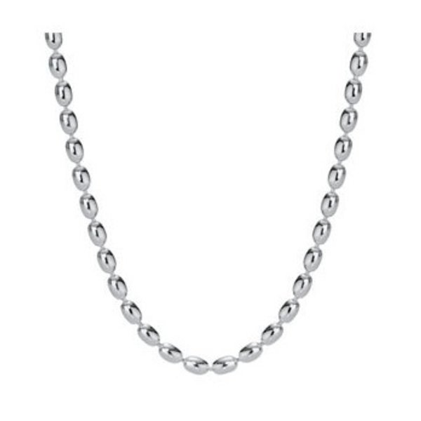 Pandora Sterling Silver Ball Chain, 60 cm