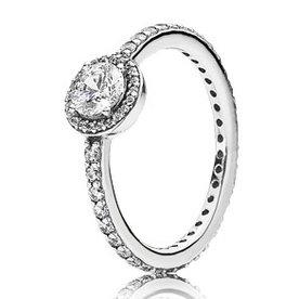 Pandora Classic Elegance Ring, Size 7