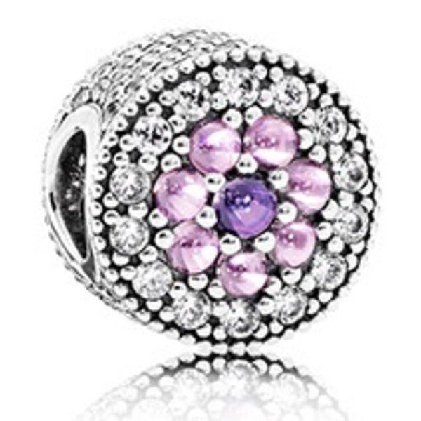 Pandora Dazzling Floral, Multi-Colored CZ