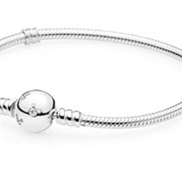 Pandora Disney Mickey Pave Bracelet-21