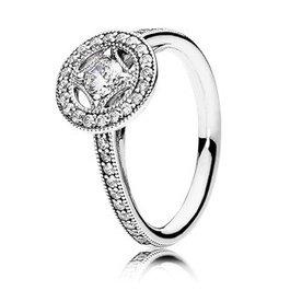 Pandora Vintage Allure Ring, Size 4.5