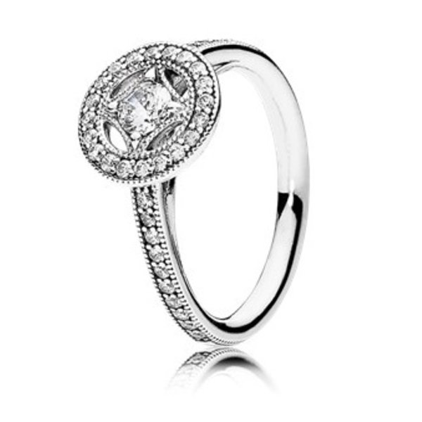 Pandora Vintage Allure Ring, Size 8.5