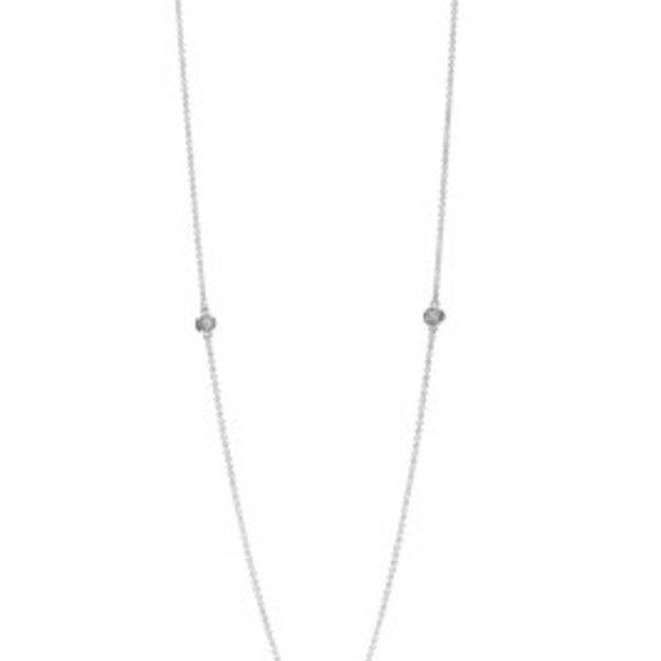 Pandora Dazzling Dainty Droplets Necklace