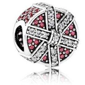 Pandora Shimmering Gift Charm