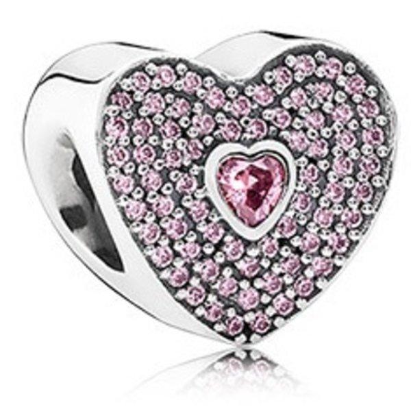 Pandora Sweetheart Charm