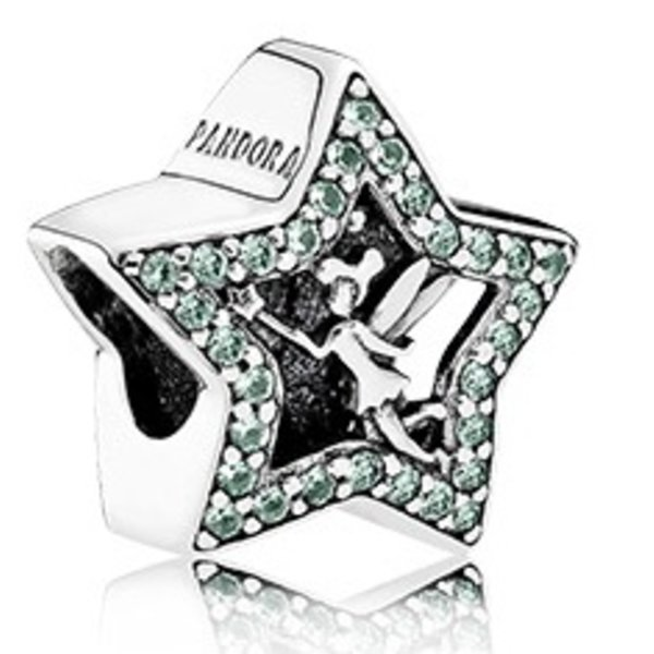 Pandora Tinker Bell Star