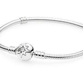 Pandora Starry Sky Bracelet, Size 19