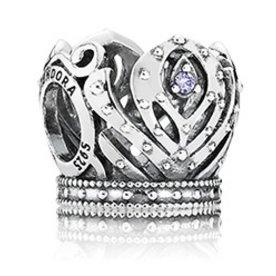 Pandora Anna's Crown Charm