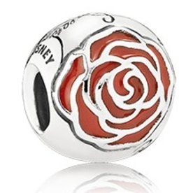 Pandora Bell's Enchanted Rose Charm