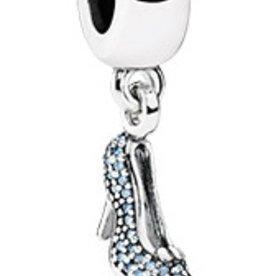 Pandora Cinderella's Sparkling Slipper Charm