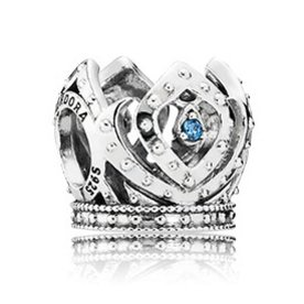Pandora Elsa's Crown Charm