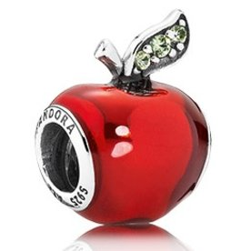 Pandora Snow White's Apple Charm