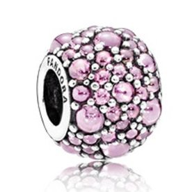 Pandora Shimmering Droplets, Pink