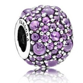 Pandora Shimmering Droplets, Purple