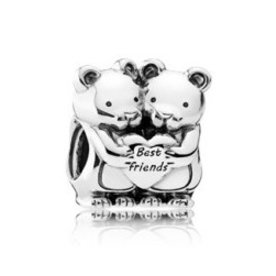 Pandora Best Friends, Teddy Bear Charm