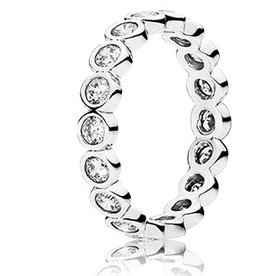 Pandora Alluring Brillant Ring, Size 6