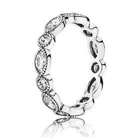 Pandora Alluring Brilliant Marquise Ring, Size 5