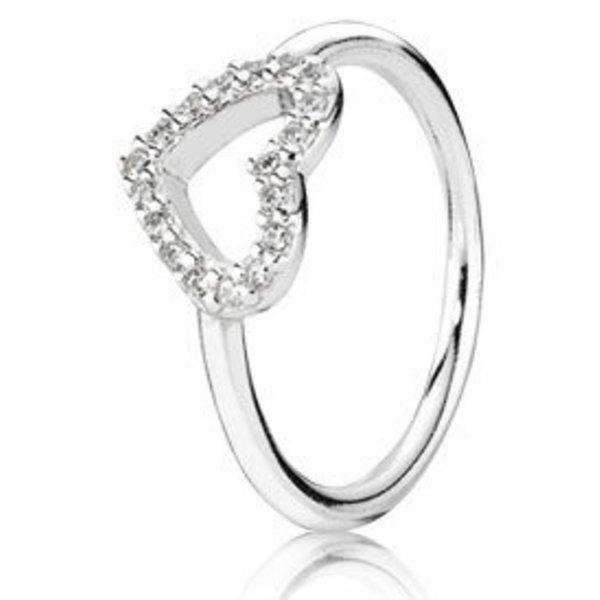 Pandora Be My Valentine Ring, Size 9