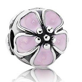 Pandora Cherry Blossom Clip , Silver