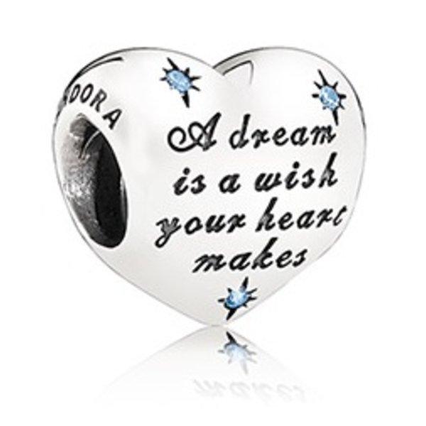 Pandora Cinderella's Dream Charm