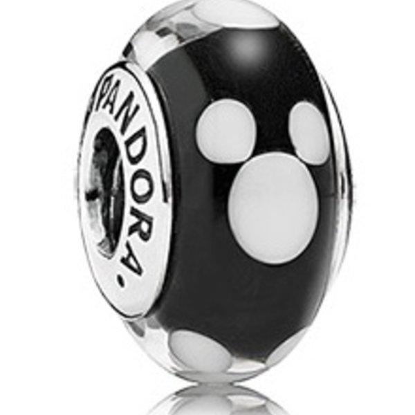 Pandora Classic Mickey, Murano Glass