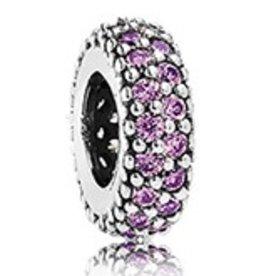 Pandora Inspiration Within Spacer, Purple