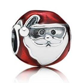 Pandora Jolly Santa Charm