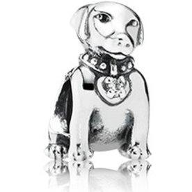 Pandora Labrador Charm