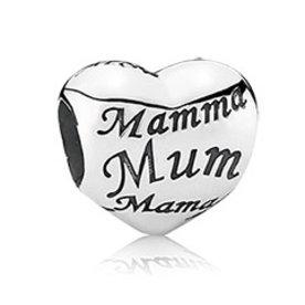 Pandora Mother's Heart Charm