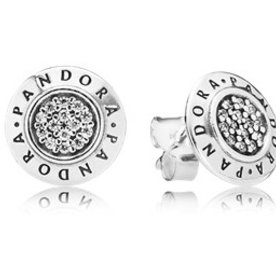 Pandora Pandora Signature Stud Earrings