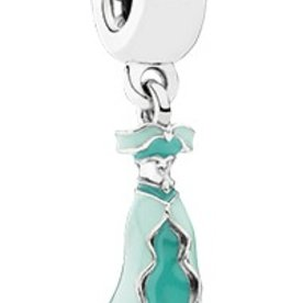 Pandora Jasmine's Dress Charm