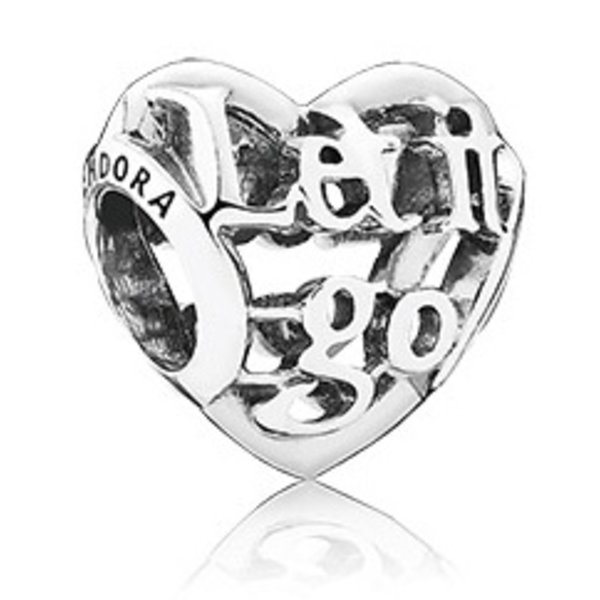 Pandora Let It Go Frozen Charm