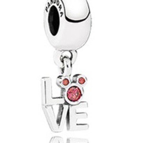 Pandora Love Mickey Charm