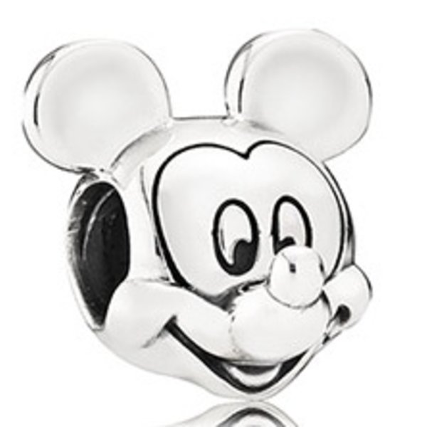 Pandora Mickey Portrait Charm