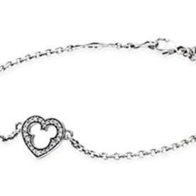 Pandora Mickey Bracelet, 7.9in