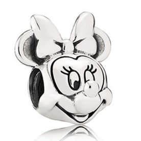 Pandora Minnie Portrait Charm