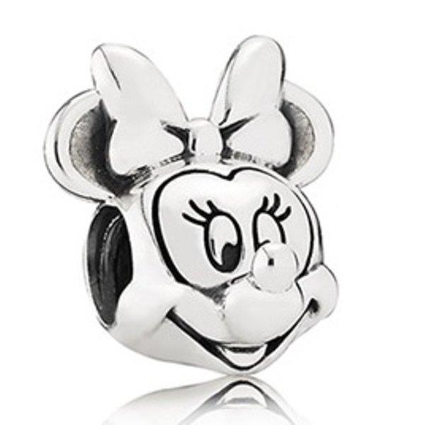Pandora Minnie Portrait Charm