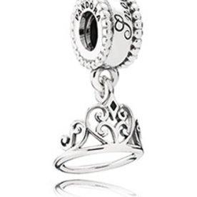 Pandora Snow White's Tiara Charm