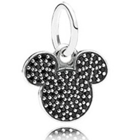 Pandora Sparkling Mickey Icon Charm