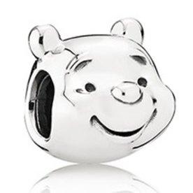 Pandora Winnie The Pooh Portrait Charm