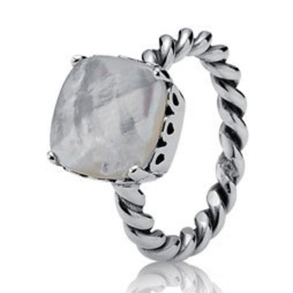 Pandora Elegant Sincerity Ring, Size 9