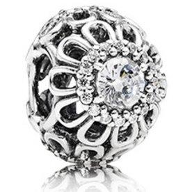 Pandora Floral Brilliance Charm