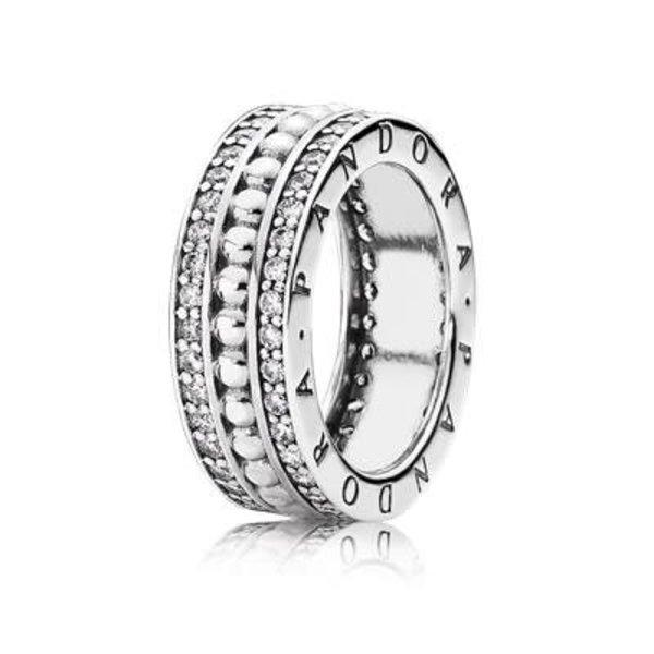 Pandora Forever Pandora Ring, Size 8.5